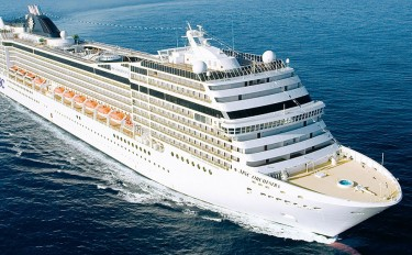 Cruise med MSC Cruises
