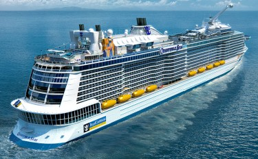 Cruise med Royal Caribbean