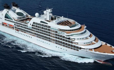 Cruise med Seabourn Cruise Line