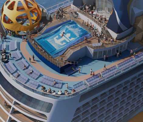 Cruise med Spectrum of the Seas