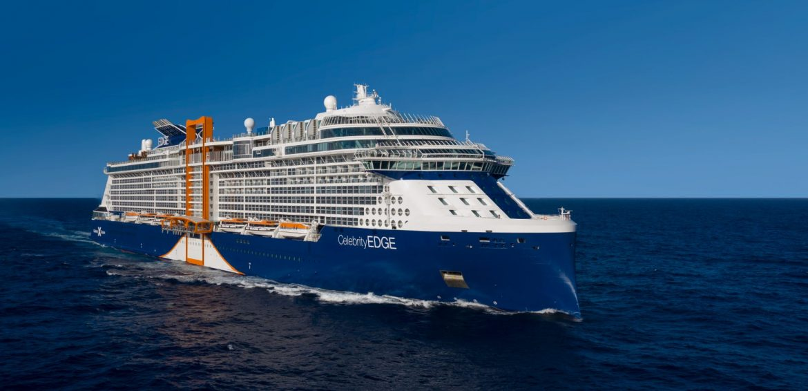 Celebrity Edge Overview Reisecompaniet